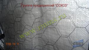 сетка манье оцинкованная 35 мм