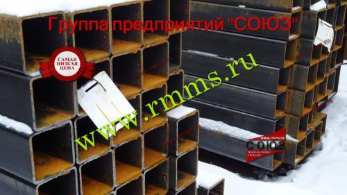 труба профильная квадратная купить в Екатеринбурге